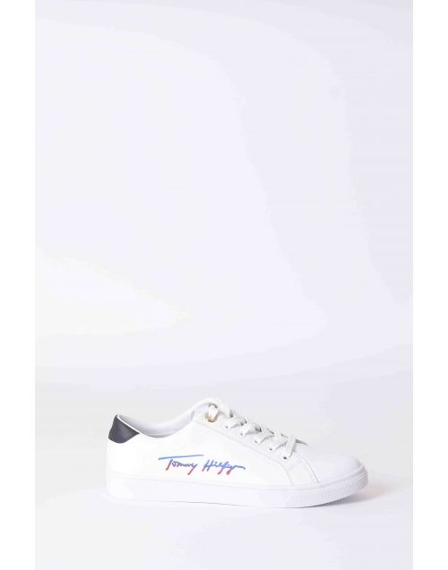 Sneakers Tommy Hilfiger con logo laterale