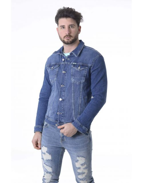Giubbotto jeans Guess William