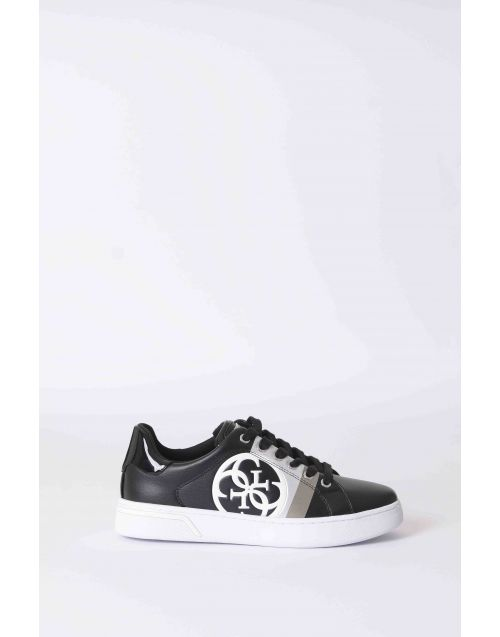Sneakers Guess Reel con maxi logo laterale