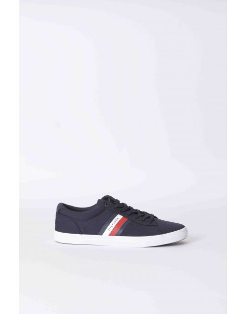 Sneakers Tommy Hilfiger Essential con strisce laterali