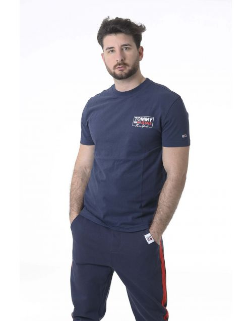 T-shirt Tommy Hilfiger T-shirt con stampa logo sul petto