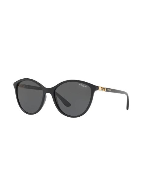 Vogue sunglasses with metallic details on the rods