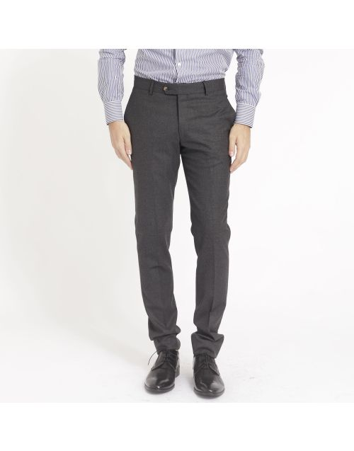 Gregory Sam flannel trousers