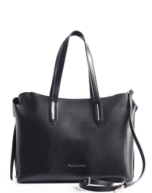 Manila Grace Holly shopping bag with strap