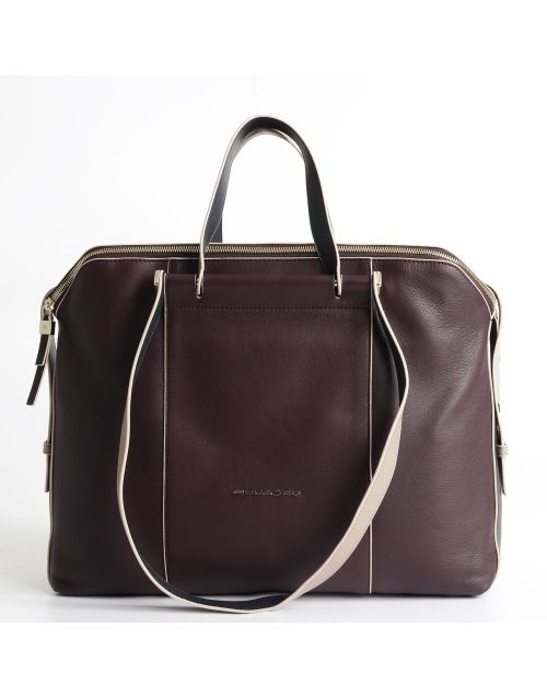 Piquadro Circle Shopping bag with 14'' laptop compartment