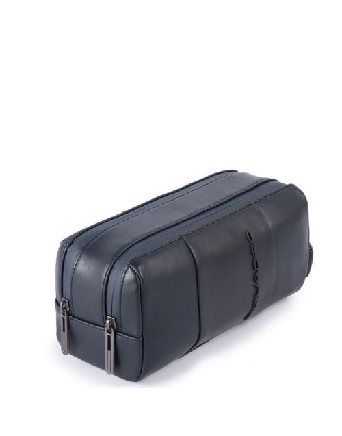 Piquadro Urban leather Beauty case BY3880UB00