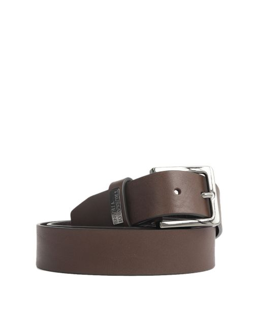 Trussardi Jeans Belt with squared buckle