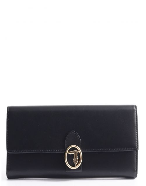 Trussardi Grace wallet with flap over